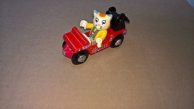 Richard Scarry Busytown Huckle Cat and Fire Engine Brio 32513 Wooden Railway
