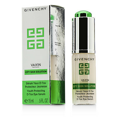 Vax'In  Youth City Skin Solution Youth Protecting DTox Eye Serum