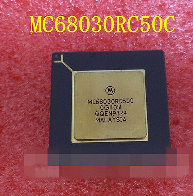 1Pc Motorola Mc68030Rc50C Pga 32Bit On-Chip Cache, Mmu