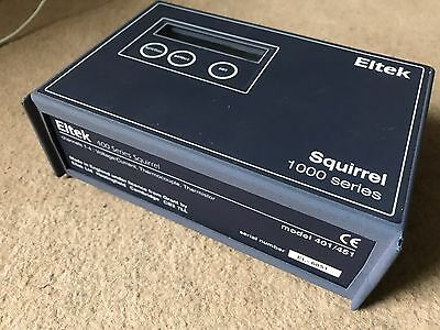 Eltek Squirrel 400 Series Data Logger