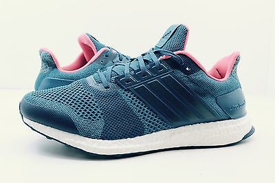 adidas Ultra Boost ST Mens Running Shoes, Mens trainers UK size 11