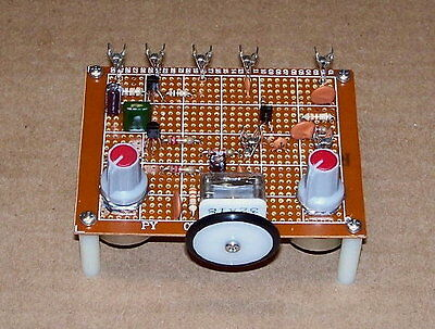 LOW COST - ShortWave transistor Radio Shack SW receiver UNBUILT project KIT set