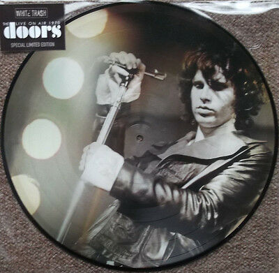 The Doors : Live On Air 1970 :special Limited Edition Vinyl Lp