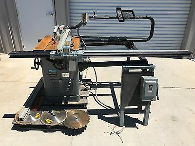 Delta Rockwell 10 Unisaw 34-461 Industrial Table Saw