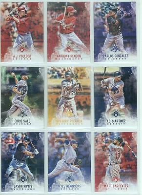 2017 Diamond Kings Sp High Numbers Singles You Pick $1.99-$2.99 17 Left In Stock