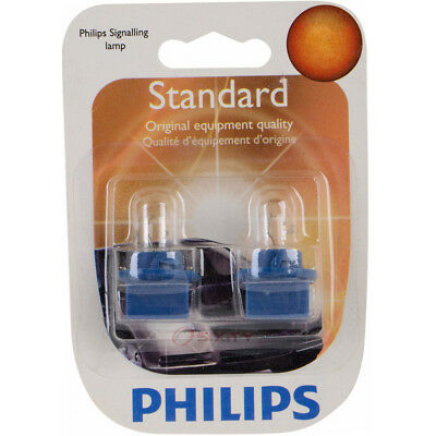 Philips License Plate Light Bulb For Cadillac Deville 2000 2005 Standard So
