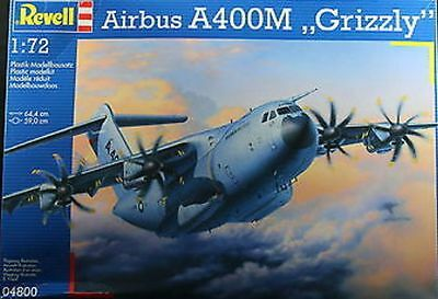 Maquette Airbus A400M 'Grizzly' 1/72