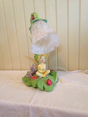 Disney TINKERBELL Tinker Bell Tulip Table Lamp
