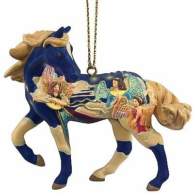 TRAIL OF PAINTED PONIES - Angels On High - Christmas Ornament - Resin