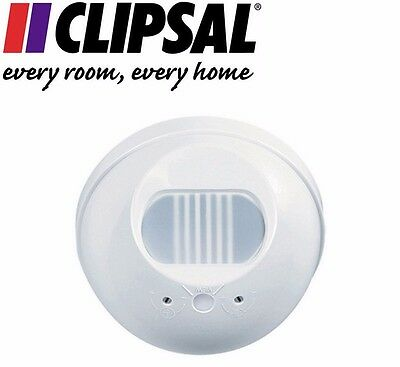 Clipsal PIR Indoor Motion Detector Occupancy Movement Lighting Sensor Switch