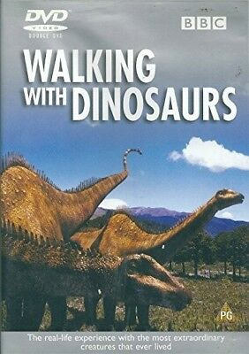 Walking With Dinosaurs - Complete BBC Series [1999] DVD