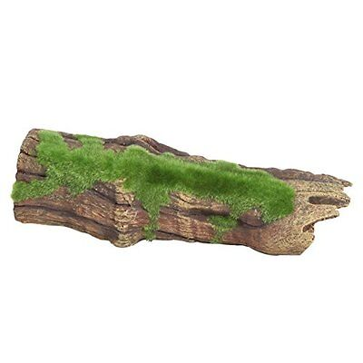 22.5 cm Brown Root with Moss Natural Look Aquarium Tree Wood Effect Decor 11839