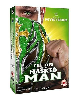 WWE New - Rey Mysterio - The Life Of A Masked Man [DVD] - Official WWE DVD Store