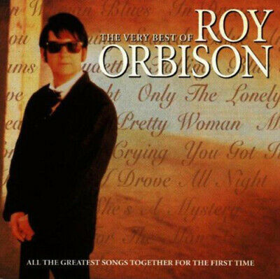 Roy Orbison : The Very Best of Roy Orbison CD (1996) FREE Shipping, Save £s