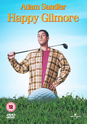 Happy Gilmore DVD (2013) Adam Sandler