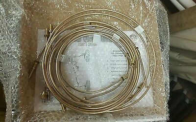 Reliant Rialto Brake Pipe /& Brake Hose Set