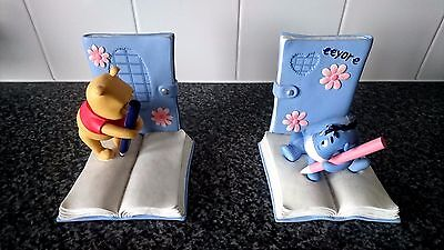 Official Winnie The Pooh Eeyore Bookends