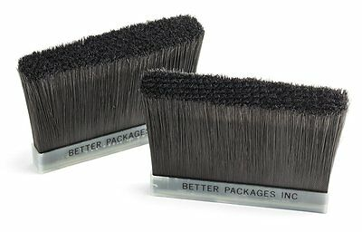 """""""Better Pack 333 Plus Replacement Brush, 2 Brushes"""
