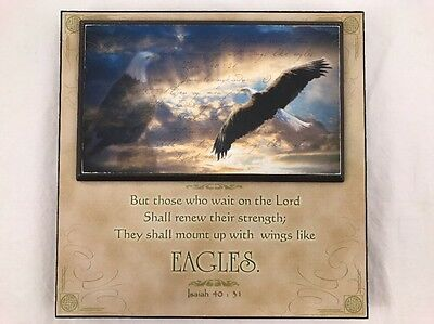 Isaiah 40:31 Dickson & Gifts  Eagle Picture