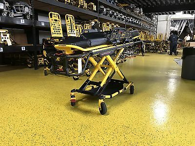 STRYKER Performance Pro With Bariatric Xps 700 LBS Ambulance Stretcher Cot Mx