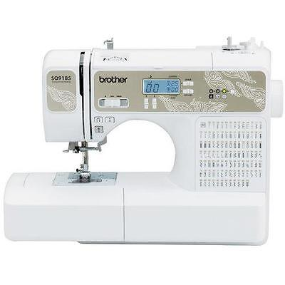 Brother 130 Stitch Sewing and Quilting Machine, SQ9185