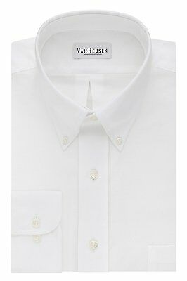 NEW With Out Tags Out of the Packaging Van Heusen Long-Sleeve Oxford Shirt