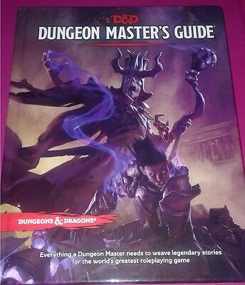 Dungeon Master's Guide 5th Edition Dungeons & Dragons D&D RPG