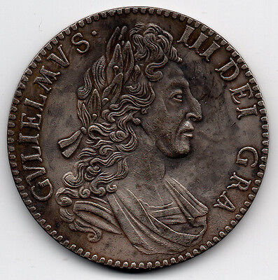 Great Britain - Crown Coin . 5/- .william Iii 1700.............not Silver
