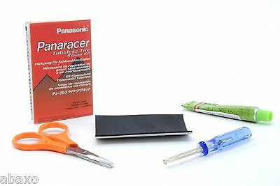 Panaracer Tubeless Patch Kit for Tubular UST Tire