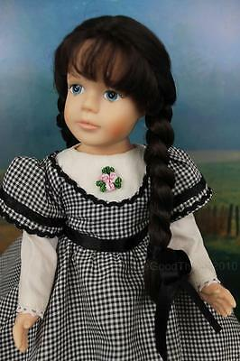 "Little Woman Beth The Movie 12"" Vinyl Doll Horsman Robin Woods 1995 Dressed"