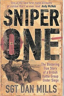 Sniper One by Mills, Dan Book The Cheap Fast Free Post