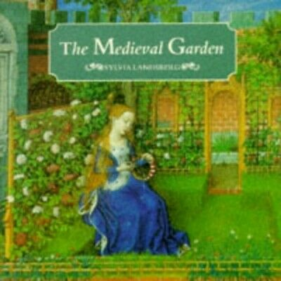 The Medieval Garden by Landsberg, Sylvia Hardback Book The Cheap Fast Free Post