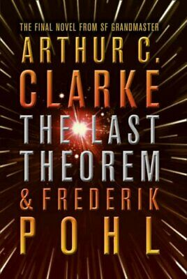 The Last Theorem by Pohl, Frederik Hardback Book The Cheap Fast Free Post