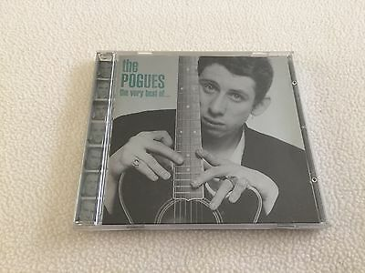 The Very Best of the Pogues [Remaster] GREATEST HITS (CD, Apr-2001, Wea)