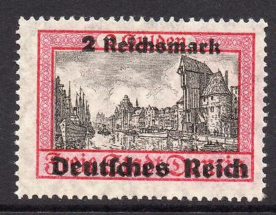 Germany 2Rm on 2g Stamp c1939 (Oct) Unmounted Mint  (s173)