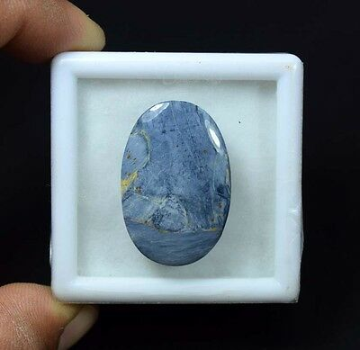 20.90 Cts. 100 % Natural Chatoyant Pietersite Oval Cabochon Loose Gemstones