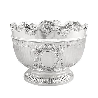 Antique Edwardian Sterling Silver Presentation Bowl  - 1905 Mappin & Webb