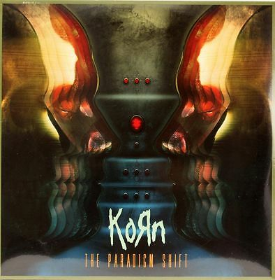 Korn : The Paradigm Shift : Brand New & Sealed Double Heavyweight Vinyl Lp