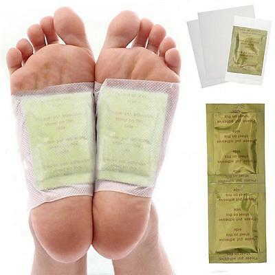 Detox Foot Pad Patch Detoxify Toxins Adhesive Keeping Fit Health Care High-Q BI