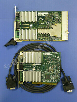 National Instruments PXI-8331 / PCI-8331 NI MXI-4 Interface Cards with Cable