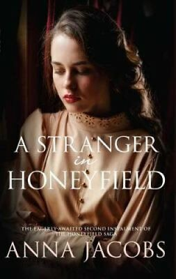A Stranger in Honeyfield by Anna Jacobs (Paperback, 2017)