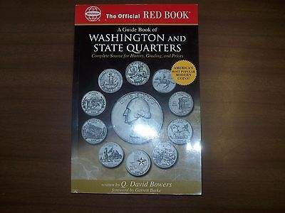 Red Book of Washington & State Quarters, NEW!!!