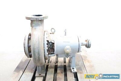 Goulds 3196Xlt 6X8-13 In 2-3/8 In Stainless Centrifugal Pump D528858