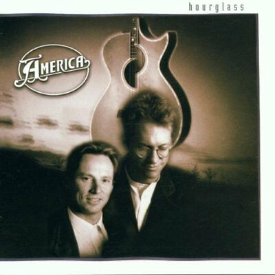 New: AMERICA - Hourglass (Includes You Can Do Magic) CD