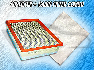 Air Filter Cabin Filter Combo For Fusion Continental Lincoln Mkx Mkz