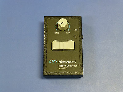Newport 861 Handheld Motion Controller, Single-Axis