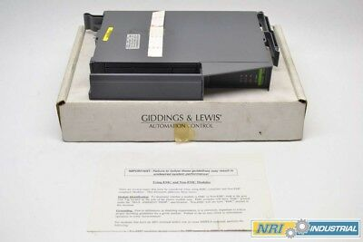 Giddings Lewis 502-03840-23R2 Pic900 Programmable Computer Encoder D442010