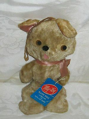 Vintage My Toy Teddy Bear Tags Stuffed Animal Plush Pals