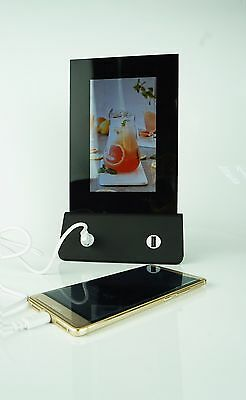 SpateCo Charging Menu One-Sided/Two Sided LCD