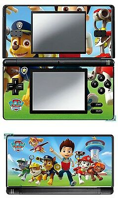 Skin Decal Sticker Deco For Nintendo Ds Lite Ref 47 Paw Patrol